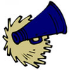 Cheer Clipart Image